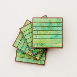 Handmade Paper Coasters St..